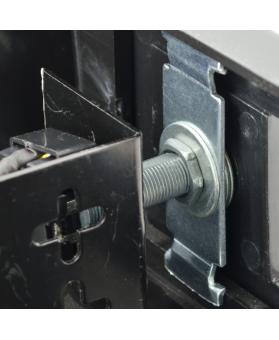 Plaque de montage DIN pour adapter votre autoradio RetroSound