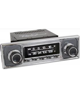Protection d'écran vintage pour radio RetroSound